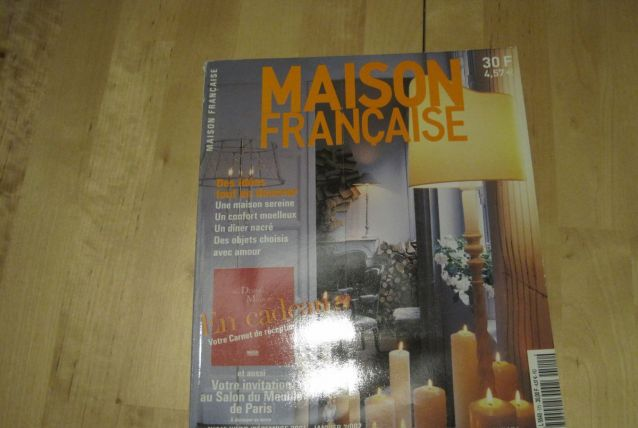 revue maison française 2001 numéro  515