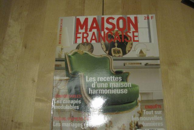 revue maison française 2001 numéro  514
