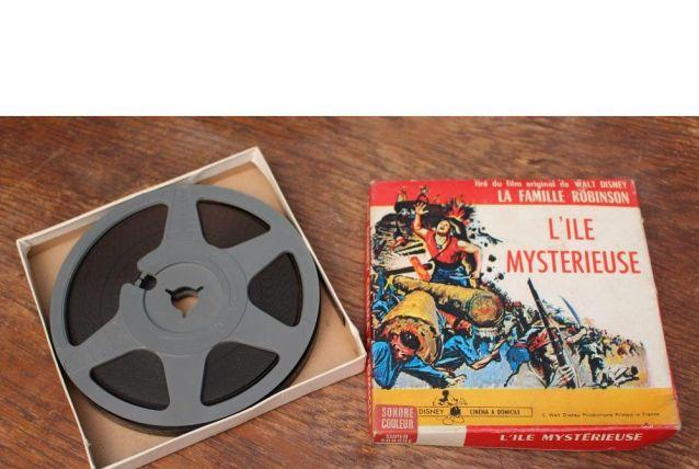 FILM SUPER 8 DISNEY DES ANNÉES 60-70