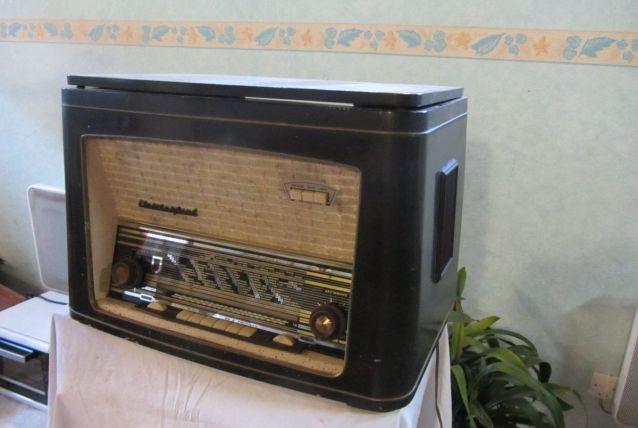 RADIO Année 1955