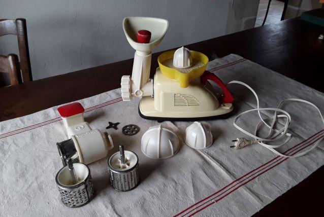 Robot moulinex  vintage