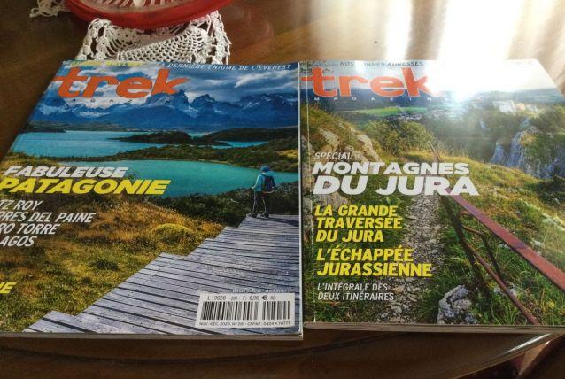 Magazines Trek