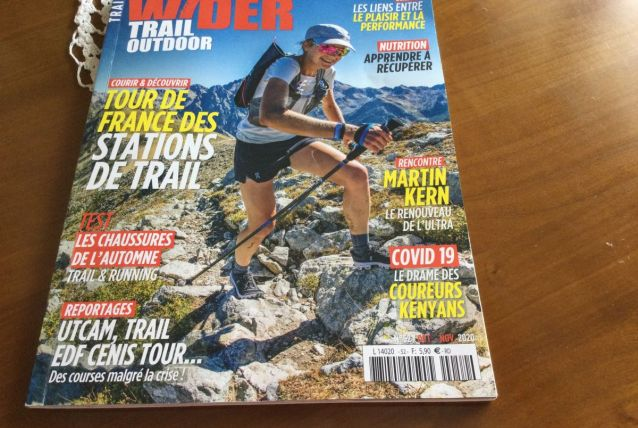 Magazine Wider Trail'