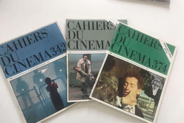 Magazine Cahier du Cinéma